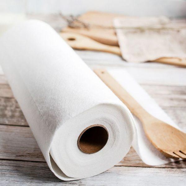 Bambaw mosható papírtörlő konyhába