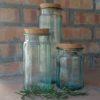 Caras újrahasznosított üveg 3 féle méretben