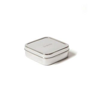 Ecobrotbox Classic ételtároló rozsdamentes acélból