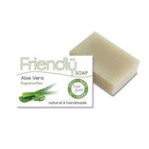 FriendlySoap vegán testszappan aloe vera