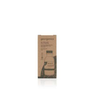 Georganics szájvíz fodormenta ízesítés dobozban