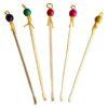 Lamazuna bambusz fültisztító 5 fajta jelölővel