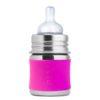 Pura cumisüveg kulacs 150ml-es pink színű