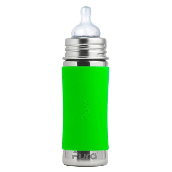 Pura sportkulacs 325ml-es zöld színű